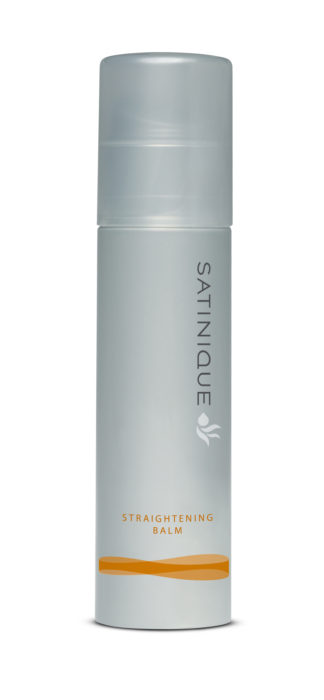 Satinique product shot. Straightening Balm